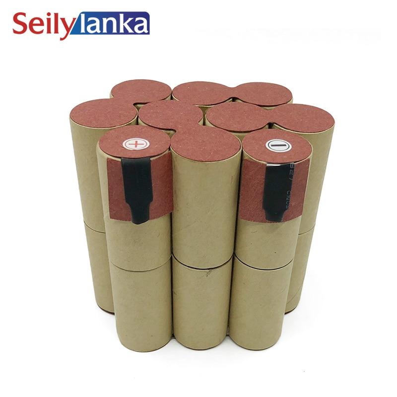 Pour Hitachi 24 V 4000 mAh batterie outil C7D CR24DV DH24DV DH24DVA DV24DV DV24DVA DV24DVKS EB 2420, EB2430HA EB2430R