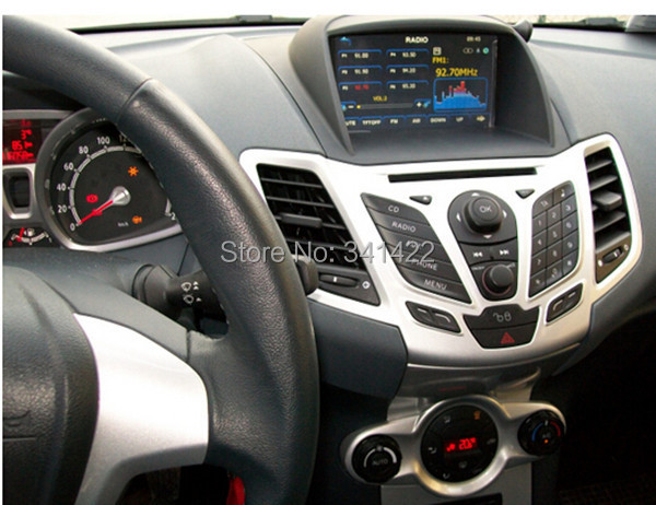 GPS Dvd Player for Ford Fiesta 2009 2010 2011 2012 2013