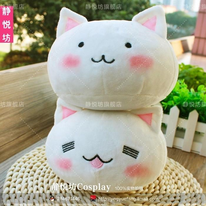 Is the Order a Rabbit? Cosplay Kafuu Chino Lovely Rabbit Bunny Dolls Stuffed Toys Plush Dools fancytrader new style giant plush stuffed kids toys lovely rubber duck 39 100cm yellow rubber duck free shipping ft90122