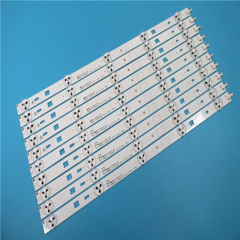 10piece/lot FOR LED Light A SAMSUNG 2013SONY40B 3228 05 REV1.0 130927 For TV Sony KDL-40R450B 5piece A+ 5piece B