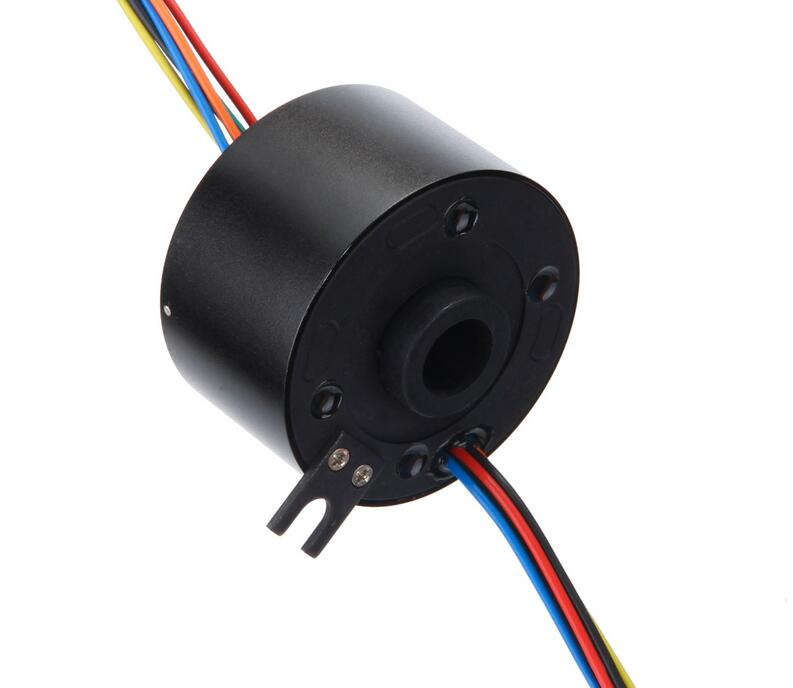 Free Shipping Hollow shaft slip ring hole Diameter 38.1mm 6 12 Channels 10A Slip Ring Diameter 99mm SRT038 Slip Ring m slipring pass hole slip ring hole diameter 5mm 2 4 6 12 channel 2a 7mm 4 6 channel electric slip ring hollow shaft slip ring