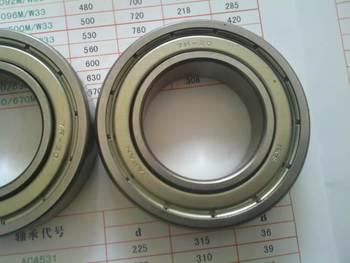 10pcs/lot R20 ZZ R20Z 31.750x57.150x12.700 R20ZZ 77R-20 shield Radial ball bearing IKS Bearings