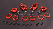 1/5 RC KM HPI BAJA Off Road Race Buggy CNC Alloy Rear Wheel axle hub Free shipping