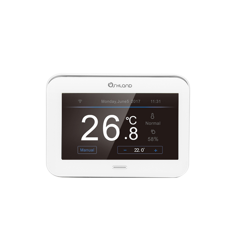 Free Shipping 16A Smart WIFI Floor Heating Thermostat Remote Controlled Temperature Controller By Phone