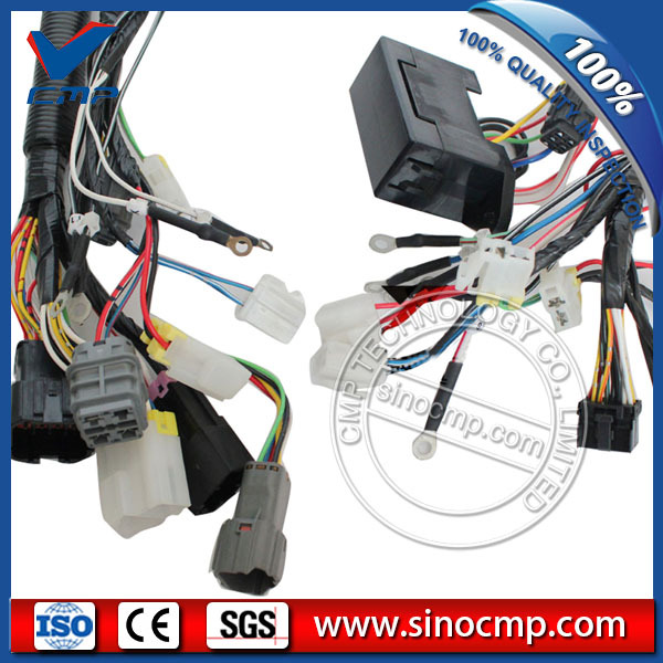 PC60-7 excavator internal wiring harness 201-06-73113 for KomatsuPC60-7 excavator internal wiring harness 201-06-73113 for Komatsu