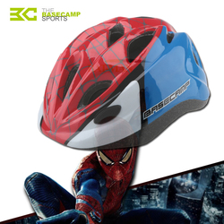Basecamp kask dla dzieci w wieku 3-8 lat kreskówki dla dzieci do jazdy na łyżwach jazda na rowerze kask rowerowy Ciclismo z światła akcesoria rowerowe