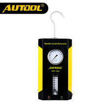 Official AUTOOL SDT-206 Car Smoke Machines For Sale For Cars Leak Locator Automotive Diagnostic Leak Detector SDT206