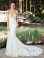 2016 New Sexy Romantic Mermaid Wedding Dresses Lace Vintage Wedding Dress Robe De Mariage Backless Wedding Gowns W2016-1g