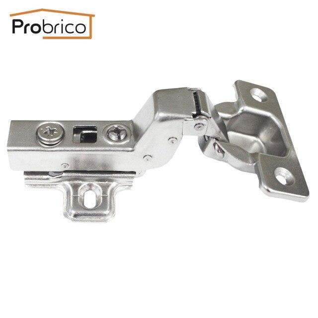 Aliexpress Com Buy Probrico 1 Pcs Soft Close Kitchen Cabinet Hinge