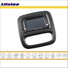 Liislee For Renault Trafic X82 2014 2015 2016 Car Radio CD DVD Player GPS NAVI Navigation Audio & Video Stereo Multimedia System
