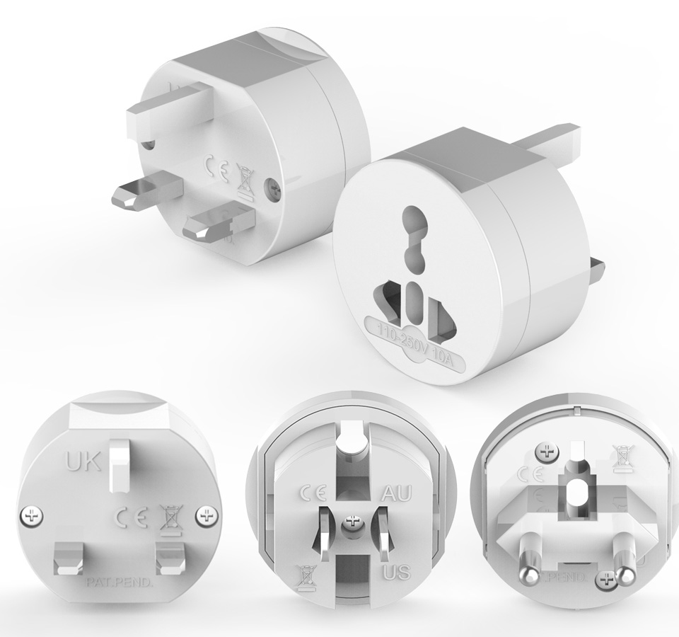 NTONPOWER UTA International Travel Plug Adaptor  (14)