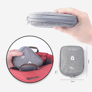 Image 3 - Mini First Aid Kit Portable Camping Outdoor Medical Bag Tactical Military First Aid Bag Family Hiking Car Emergency Survival Bag