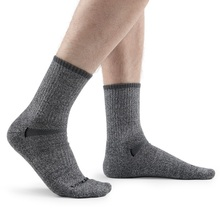 3 Pairs/Lot Men Sock Merino Wool Terry Socks Quick-drying Coolmax Breathable Thick Winter Warm 39-42 Dropship