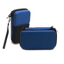 2.5 Inch Hard Drive Accessories Case Bag for WD Seagate HDD Power Phone USB Cable U Disk SD Card Power Bank Travel Organizer Box