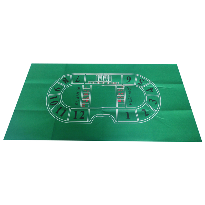 Good 180*90cm Baccarat Table Cloth Poker Table Cloth Baccarat Poker Table Mat  Non Woven Cloth 500g Good Quality In Gambling Tables From Sports U0026  Entertainment On ...
