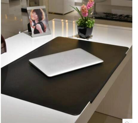 Épaissir écologique PE tapis de bureau tapis de bureau surdimensionné tapis de souris pratique durable tapis de bureau