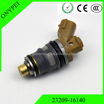 23250-16140 23209-16140 Fuel Injector For Toyota Corolla LVN AE101 Levin AE111 Carina AT210 2325016140 2320916140 23209 16140 image
