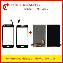 High Quality 4.3 For Samsung Galaxy J1 J100 J100H J100F Touch Lcd Display With Screen Digitizer Sensor Panel j100 Monitor