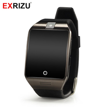 EXRIZU Original APRO 8GB Memory Bluetooth Smart Watch Phone Health Clock Pedometer Wristband SIM Card Smartwatch for Android iOS