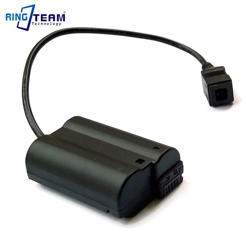 Z6 Z7 Battery DC Coupler EN-EL15b EP-5B For Nikon Mirrorless Camera & 1 V1 D7200 D7000 D810 D810A D800 D800E D750 D610 D600 D850