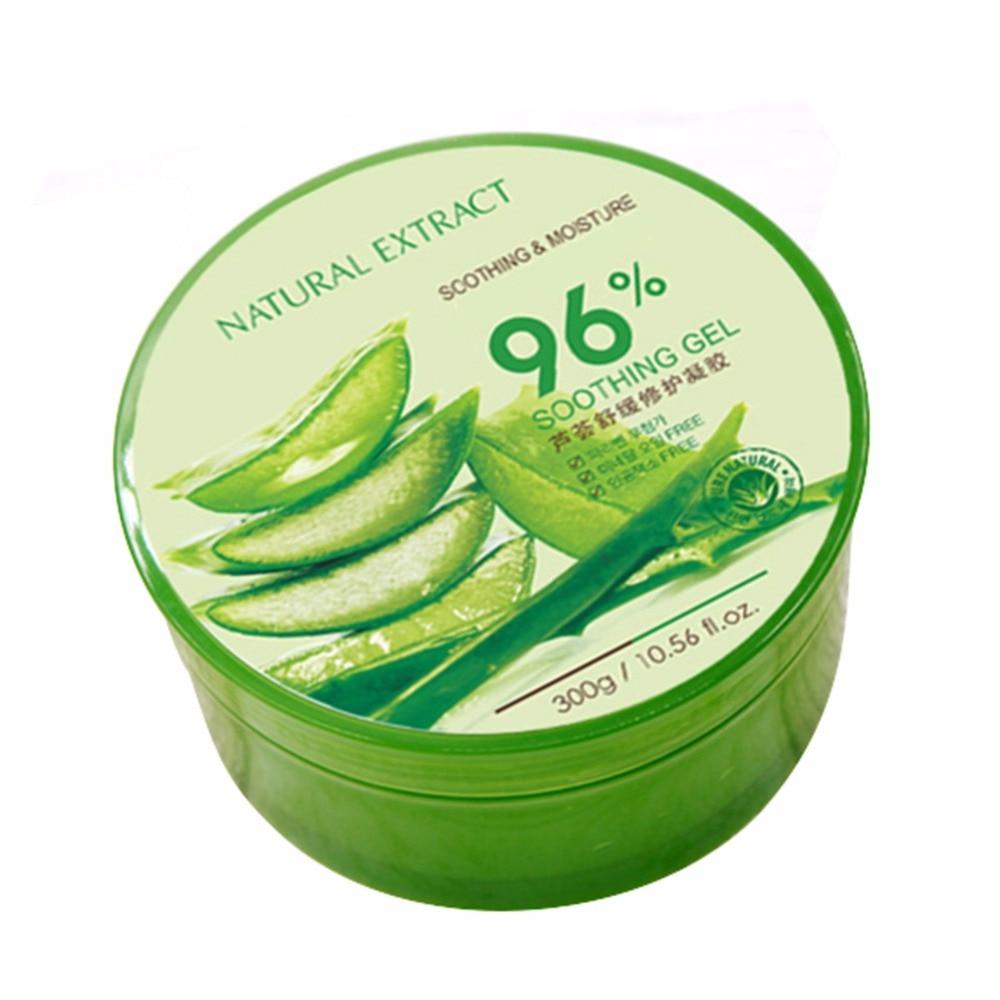 original korea cosmetics nature republic aloe vera 96 soothing gel 300ml acne treatment face