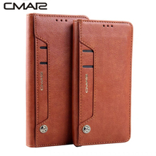 S10 S9 Plus Leather Case for Samsung Galaxy s9 PU Leather Ca