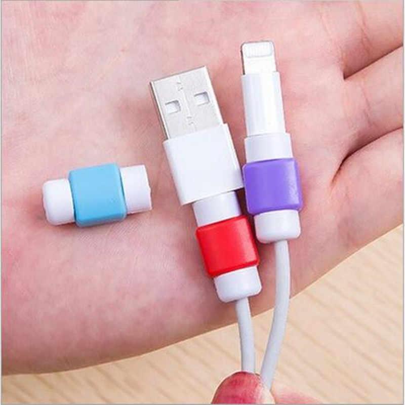 หูฟังอุปกรณ์เสริม Mini USB Charger สำหรับ Samsung S3 S4 Mini S7 S6 Edge สำหรับ iPhone 5 5S SE 6 6 S 7 8 Plus X โทรศัพท์กรณี