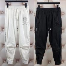 2019ss Japan Mastermind MMJ Sweatpants Men Women Side Zipper Hip Hop Mastermind Joggers Pants Streetwear Harajuku MMJ Pants цена