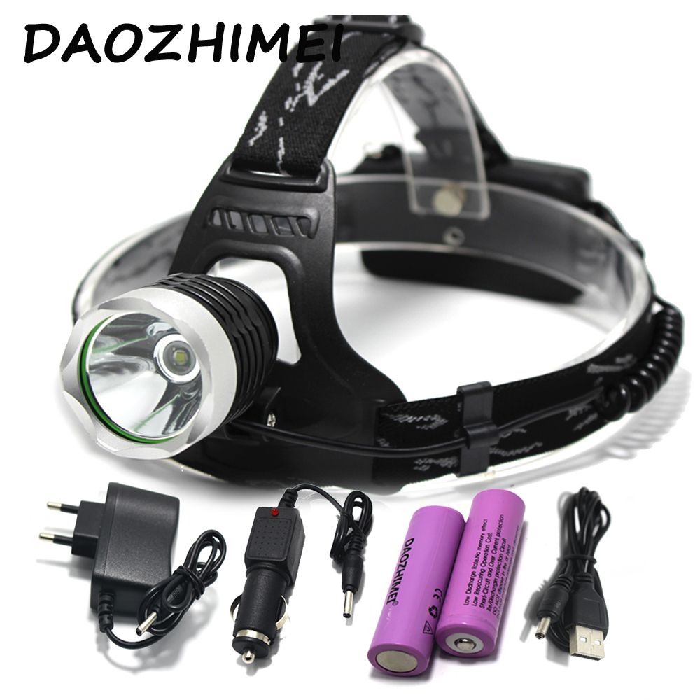 Portable Lighting Lights & Lighting Honesty 5000 Lumen Xm-l T6 Zoomable Led Headlamp Hunting Head Light Lamp 3 Modes Outdoor Zoom Head Lamp High Power Led Headlamp Online Discount