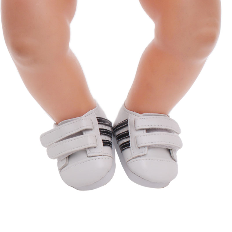 43 cm zapf doll shoes suitable for babies children the best birthday present G15