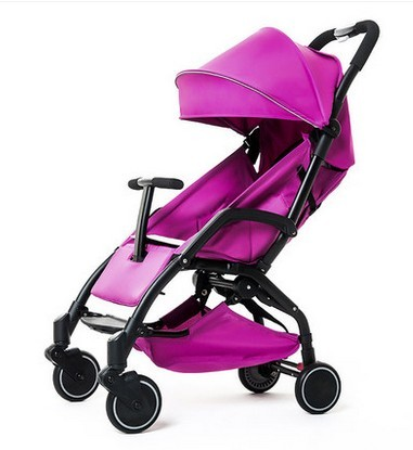 Baby stroller can sit can be lying children carts winter summer umbrella portable folding portable pocket car
