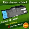 Frete grátis f7hvr original bateria do portátil para dell inspiron ins15bd ins17hd 15r 14 15 5545 17 7000 7437 7537 7548 7737 7746