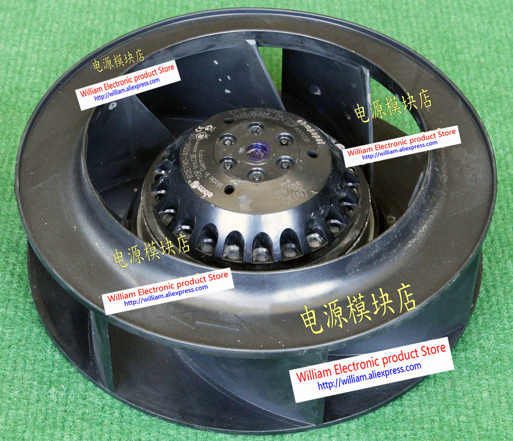 Original EBMPAPST R2E190-A026-05 230V 58/75W 50/60Hz AC turbine centrifugal fan brand new original centrifugal fan r2e190 ao26 05 fan 190 68 220v inverter 190 68 5mm
