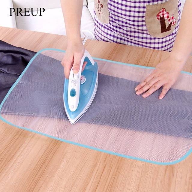 PREUP High Temperature Ironing Cloth Ironing Pad Protective Insulation,  Anti Scald Household Ironing Application