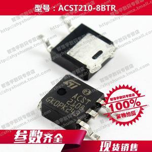 Image 1 - 100% nouveau original ACST210 8BTR bidirectionnel SCR 210 d pak ACST210 ACST210 8B livraison gratuite meilleur match mxrsdf