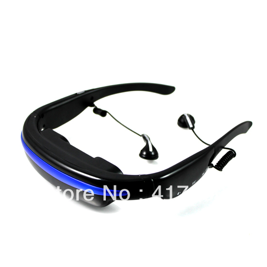 52 inch portable Virtual screen vision video glasses fpv & Ebook & Music glasses (Karlton2 ) build in 4g