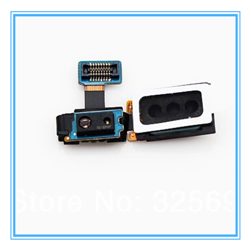 1 Piece Original New OEM Replacement Parts Ear Speaker Earpiece For Samsung Galaxy S4 SIV i9500 i9505 Light Sensor Flex Cable