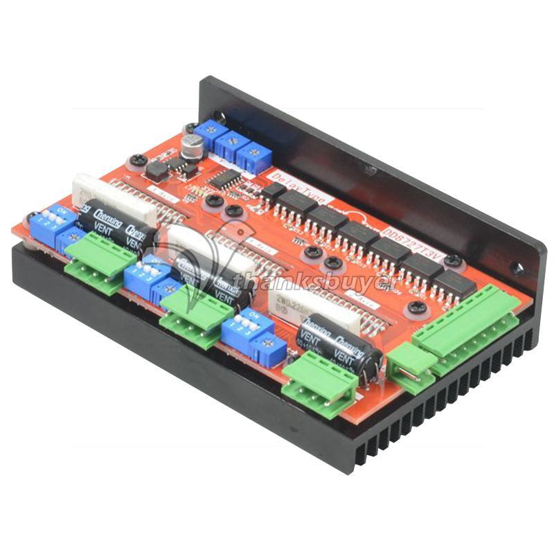 Lv8727 3 axis 4 2a stepper motor driver controller board for 2a stepper motor driver