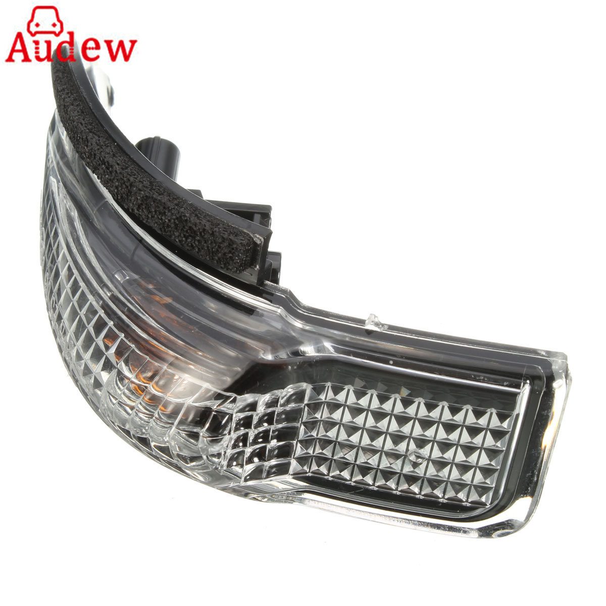 1pcs car amber light mirror side light indicator lamp left right side for toyota camry yaris 2015