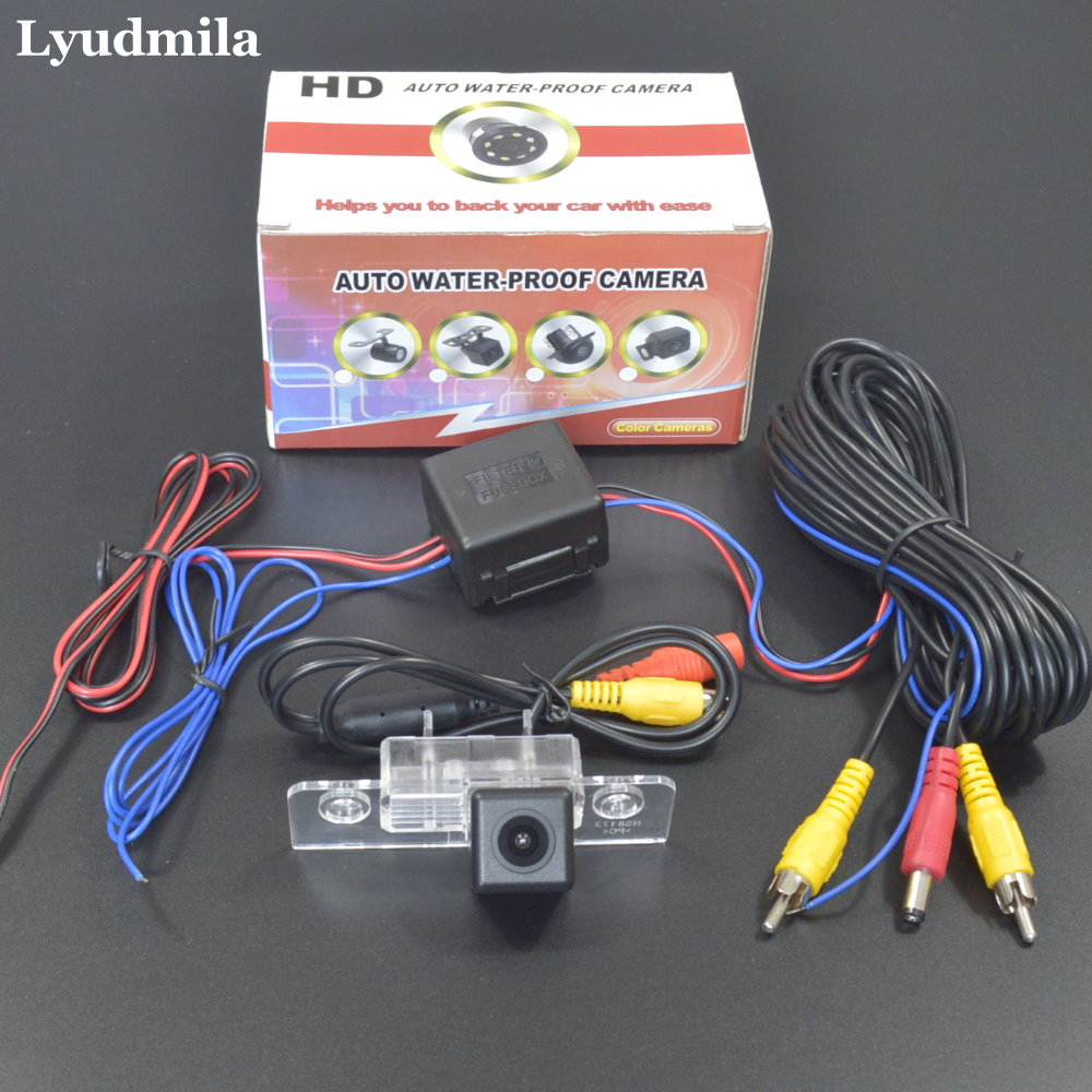 lyudmila power relay for ford fiesta st classic ikon2002 2008 car rear view camera reverse camera hd ccd night vision [ 1000 x 1000 Pixel ]