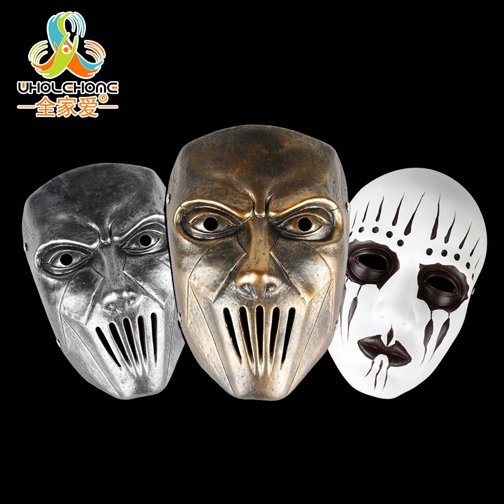 slipknot joey masks cosplay scary 3 colors slipknot mask