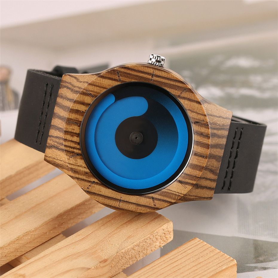 nature wood watch creative watches men09