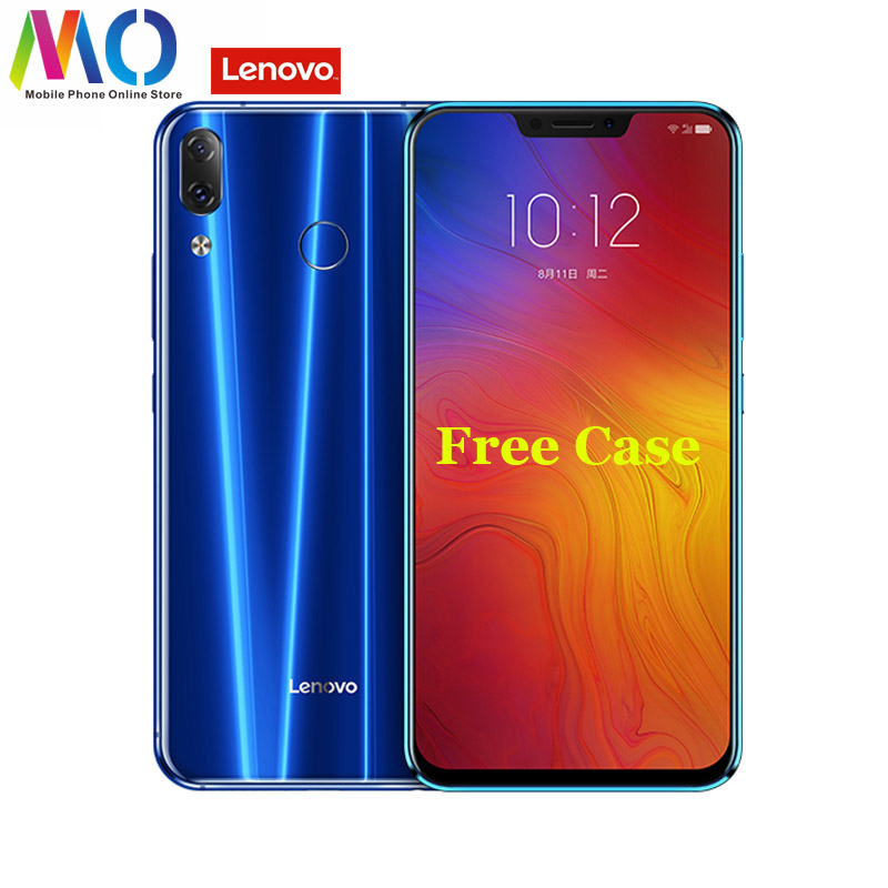 "Lenovo Z5 L78011 Mobile Phone 6.2"" Snapdragon 636 Octa-core Smartphone 6GB 64/128GB Android 8.1 16.0MP Dual Camera Cell Phone"