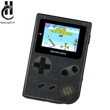 Pocket portable retro mini game console perfect for gba 32bit games preloaded with 40 free classic video