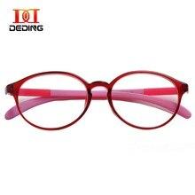 Girls Computer Glasses Blue Light Filter Eyeglasses  Anti UV Glare Harmful Blocking DD1485