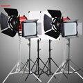 Film scheinwerfer LED200W kamera licht E528 video licht micro film set CD50 T07