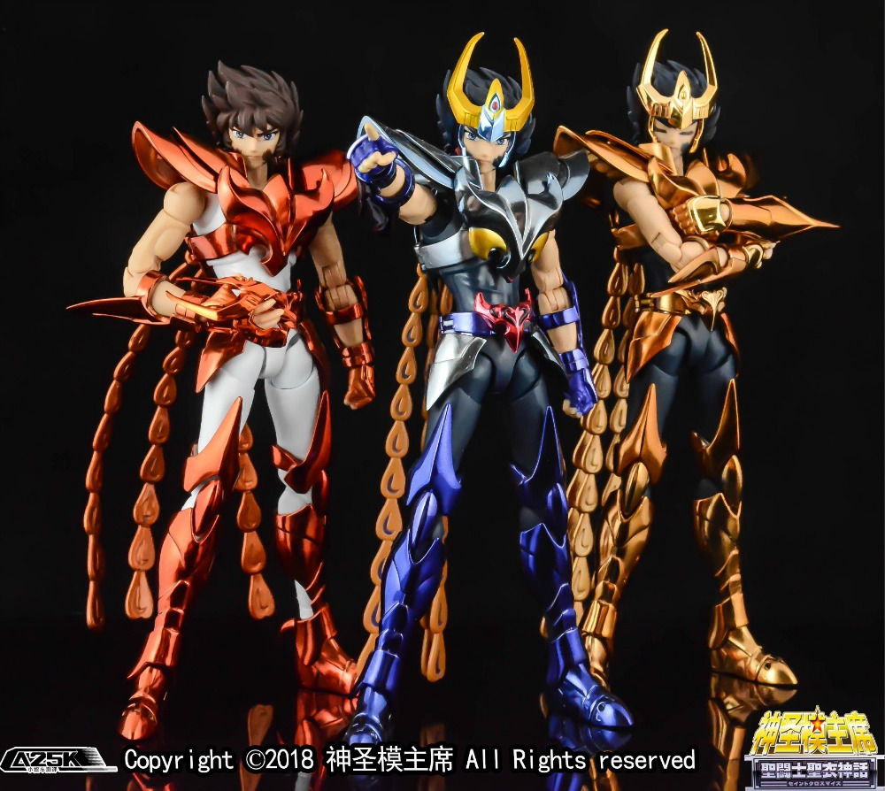 New Arrival GREAT TOYS Phoniex ikki V3 EX final Cloth EX GT bronze Saint Seiya OCE action figure toy metal armor gt phoniex ikki v3 final cloth metal armor great toys oce ex bronze saint seiya myth cloth action figure