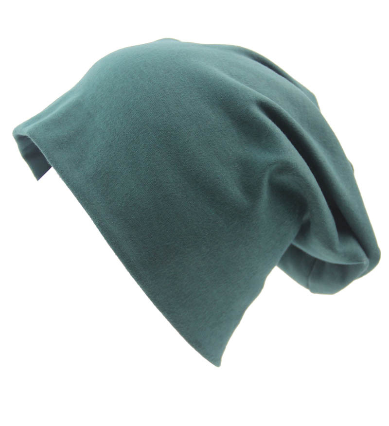 20 Color Choices, Beanies, Winter Women's Hat, Cotton Solid High Casual Skullie's 16
