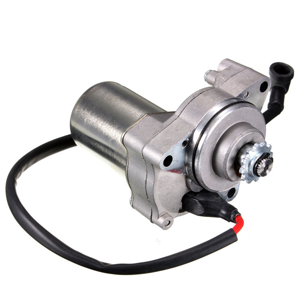 Compare prices on starter motor electric bike online for How to make an electric bike with a starter motor