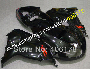 TL1000-R Body For TL1000R 1998 1999 2000 2001 2002 2003 TL-1000/R Black Motorcycle Fairing (Injection molding)
